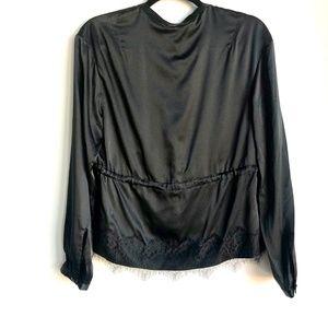f132a88d9b93a rag   bone Tops - NWT Rag   Bone Tomlin Silk Shirt